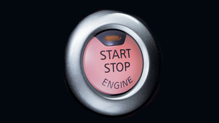Push Start Button