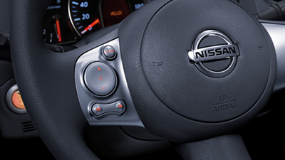 Steering-wheel mounted controls
