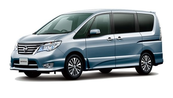 Nissan Serena Price