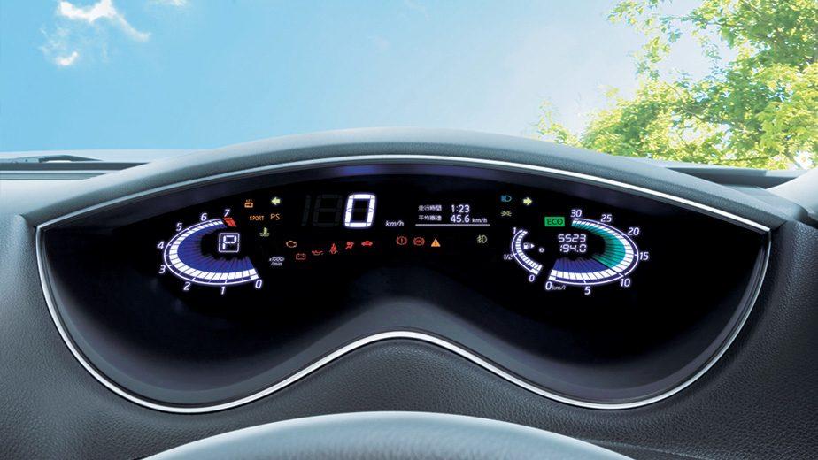 Nissan Serena Eco Driving
