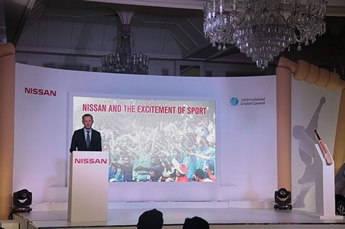 Nissan and ICC announcement 7