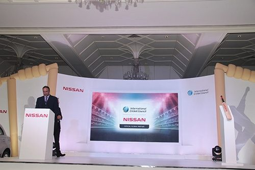 Nissan and ICC announcement 10