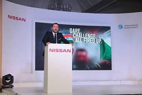 Nissan and ICC announcement 12