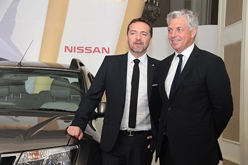 Nissan and ICC announcement 19