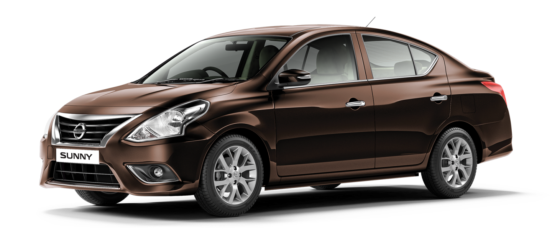 New Nissan Sunny Range Nissan India