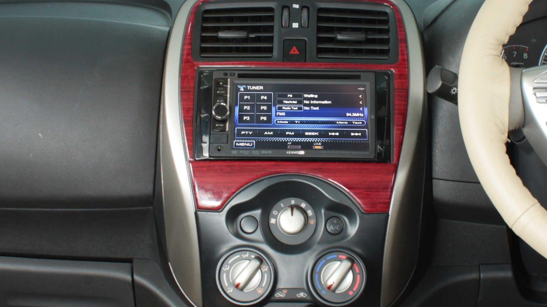 Car interior accessories india - Interior Finisher Rosewood