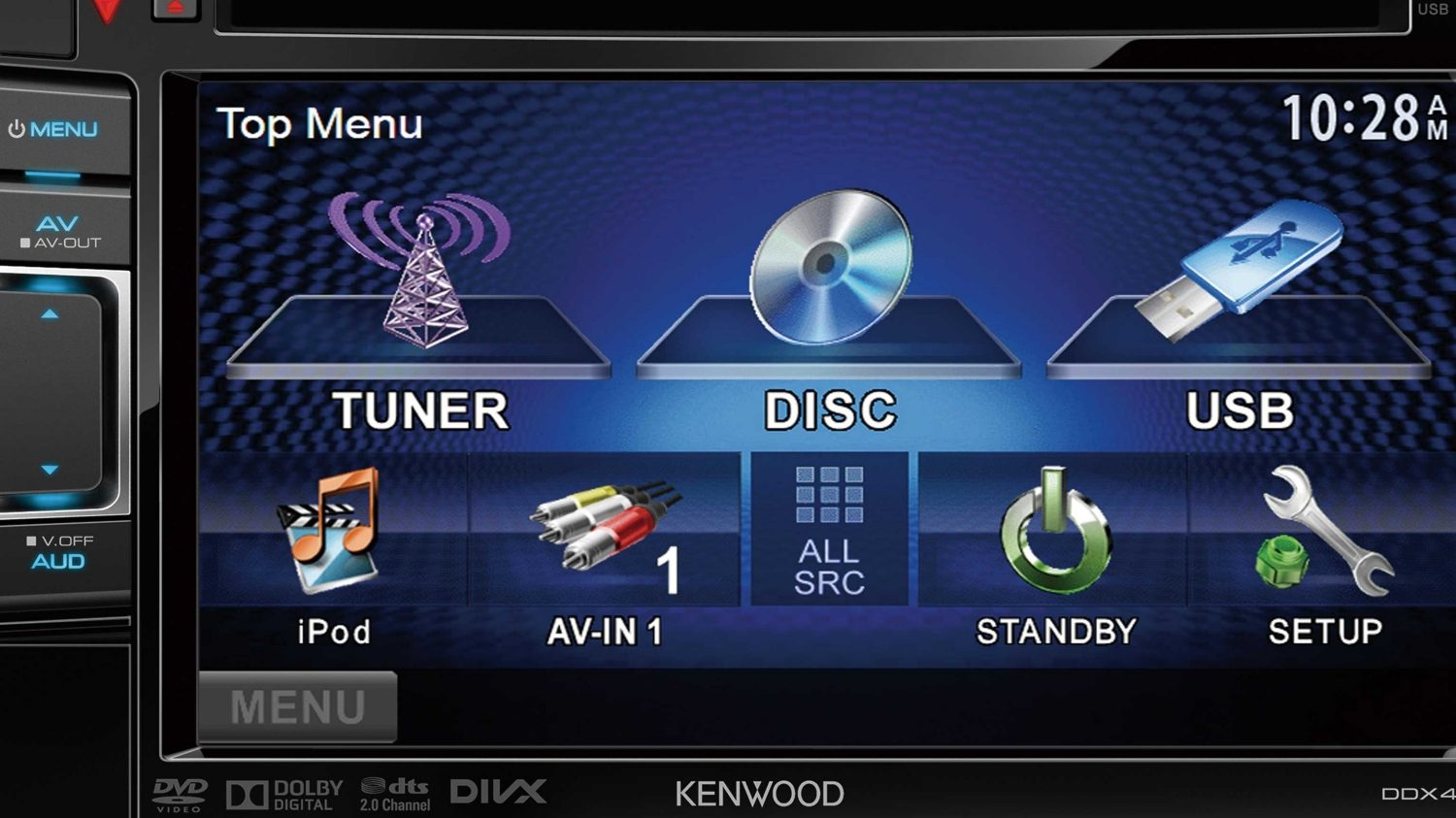 Multimedia Audio with Navigation