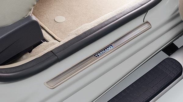 Nissan Launches Terrano Groove Edition Nissan India