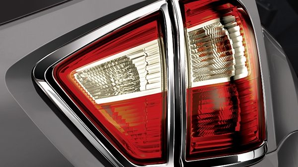 Tail Lamp Chrome