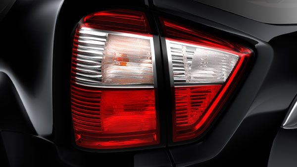 REAR COMBINATION TAIL LAMPS