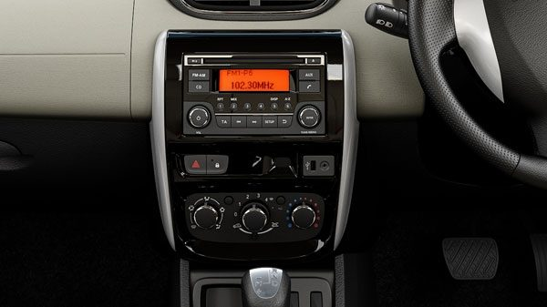 INTEGRATED 2-DIN AUDIO SYSTEM