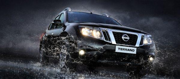 Nissan Terrano exterior