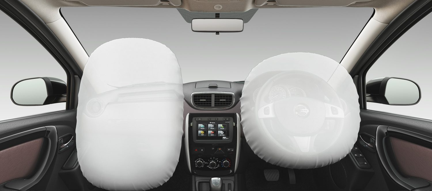 FRONT AIRBAGS