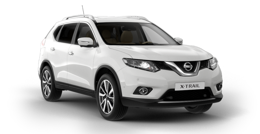 New Crossover X Trail Seater Cars Crossover Nissan