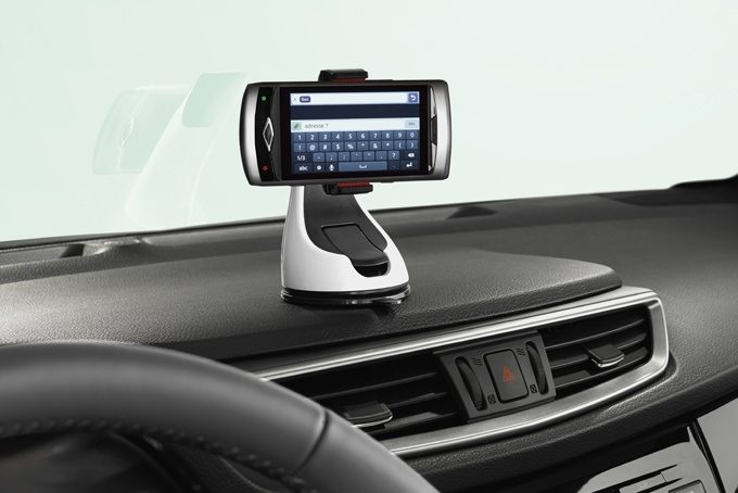 Nissan Note - Interior - SUPPORTO PER SMARTPHONE 360GRIP