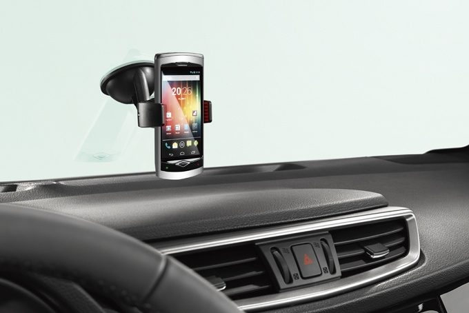 Nissan Note - Interior - SUPPORTO PER SMARTPHONE U-GRIP