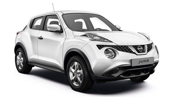Offerte nissan juke novit nissan for Nissan offerte speciali