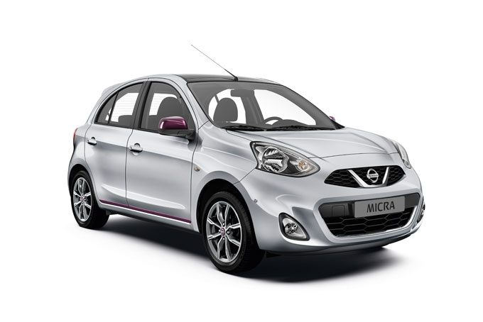 Nissan Micra - City pack