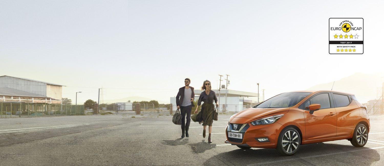 Nuova nissan micra berlina compatta city car nissan for Nissan offerte speciali