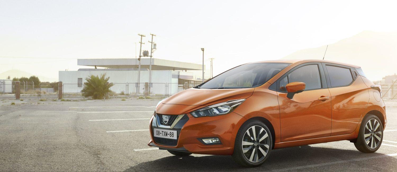 Nuova nissan micra offerte city car nissan for Nissan offerte speciali