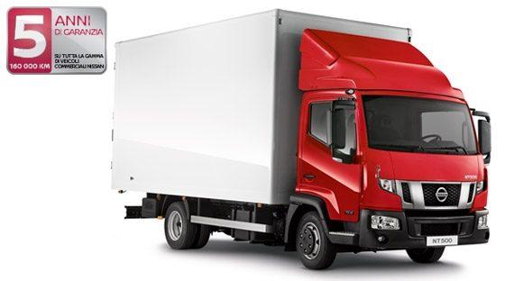 Nissan nt500 offerte veicoli commerciali nissan for Nissan offerte speciali