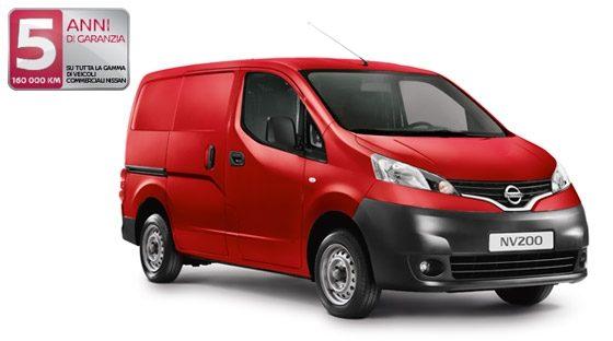 Nissan nv200 offerte furgone nissan for Nissan offerte speciali
