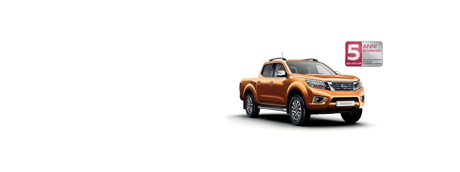 Nissan Navara - Savanna Yellow