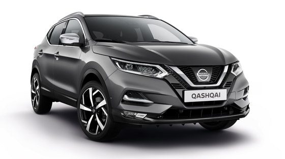 nuovo nissan qashqai offerte crossover nissan. Black Bedroom Furniture Sets. Home Design Ideas