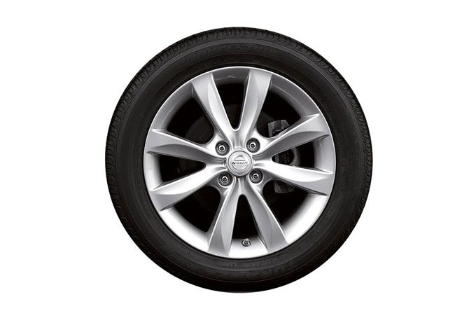 Nissan Note - Alloy wheel - CERCHI IN LEGA DA 16''