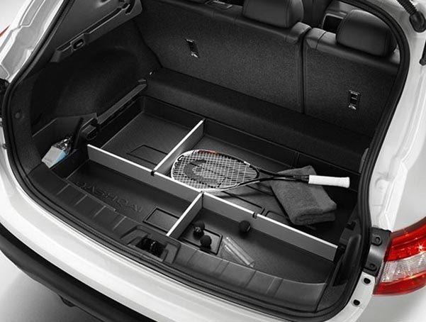Accessori Nissan Qashqai - Crossover - Fuoristrada | Nissan