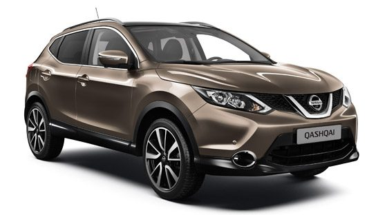 Nissan QASHQAI Business Edition