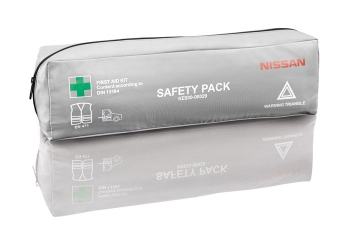 Nissan X-Trail - Safety - KIT SICUREZZA