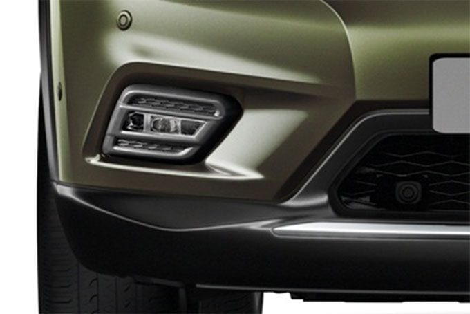 Nissan X-Trail - KIT FARI FENDINEBBIA A LED