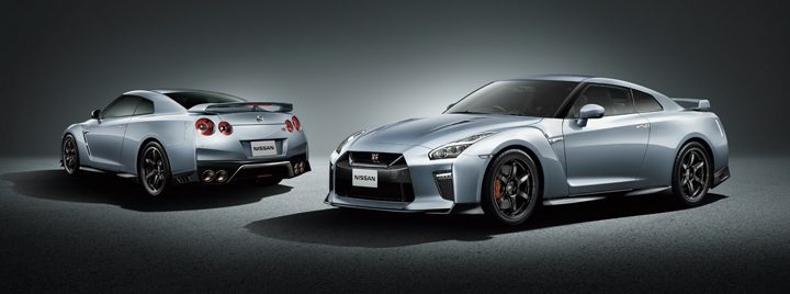GTR Track edition engineered by nismo。