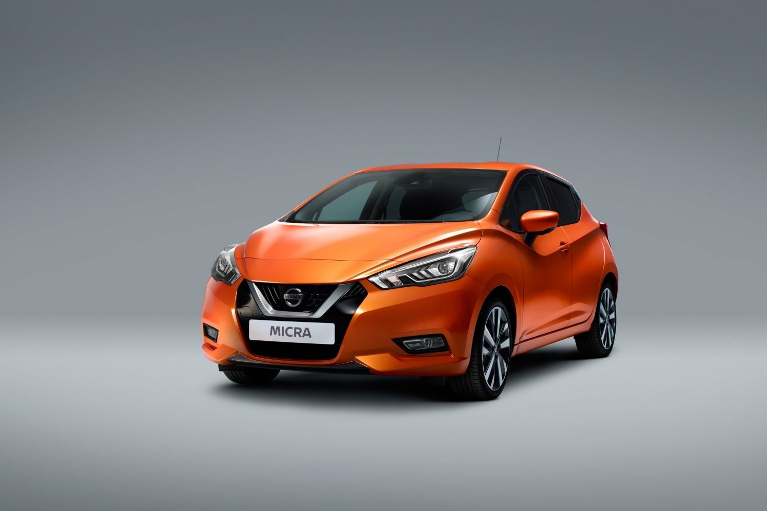 Nissan micra pioneers new car sharing technology