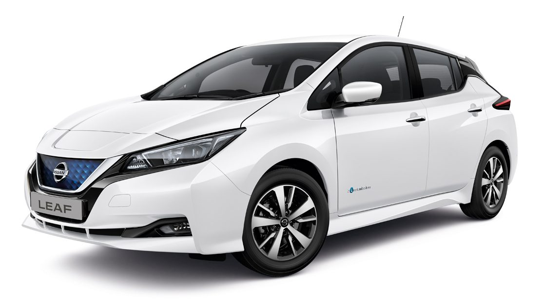 Prices Of Electric Cars In Ireland