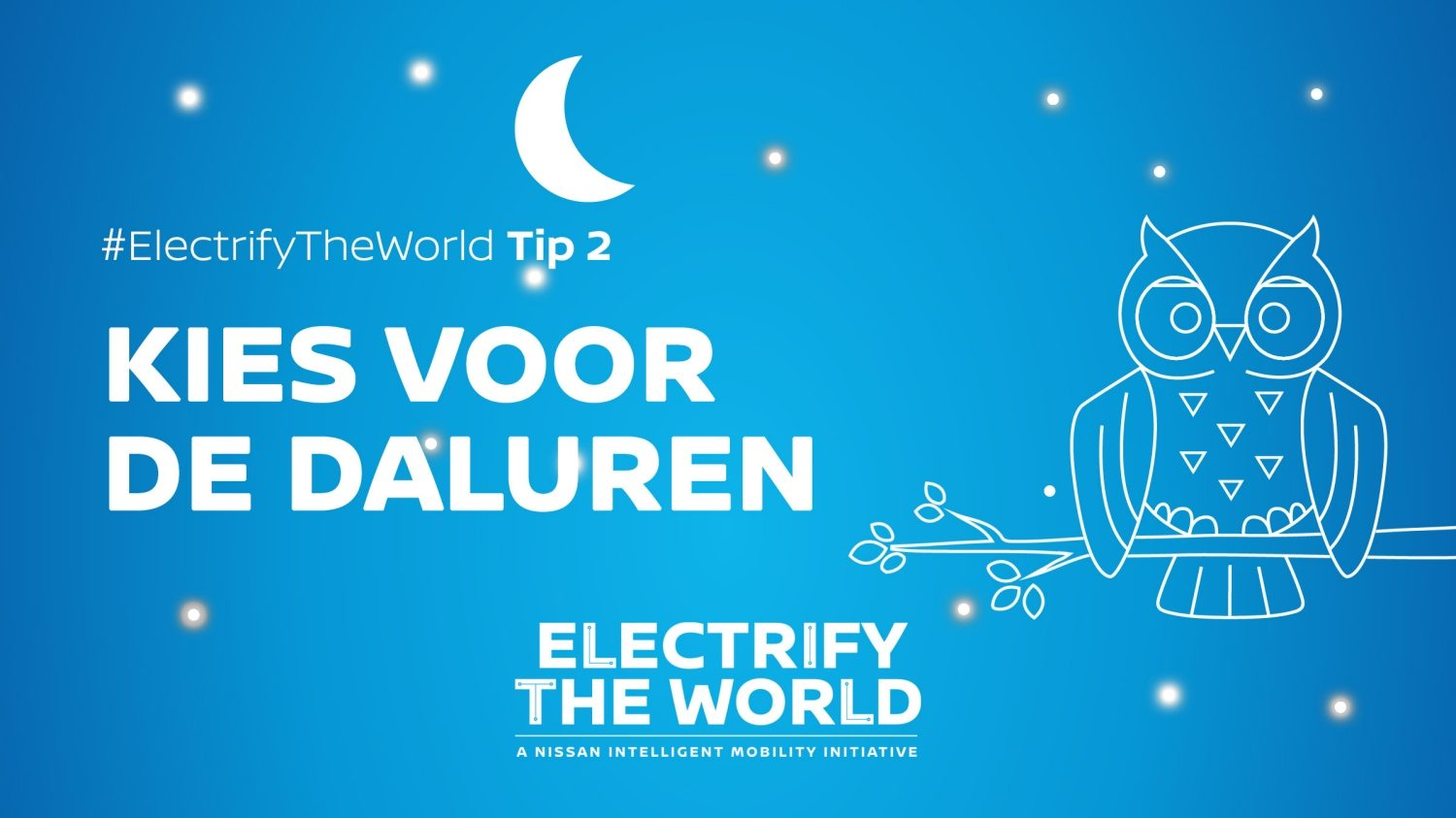 Electrify the World - daluren