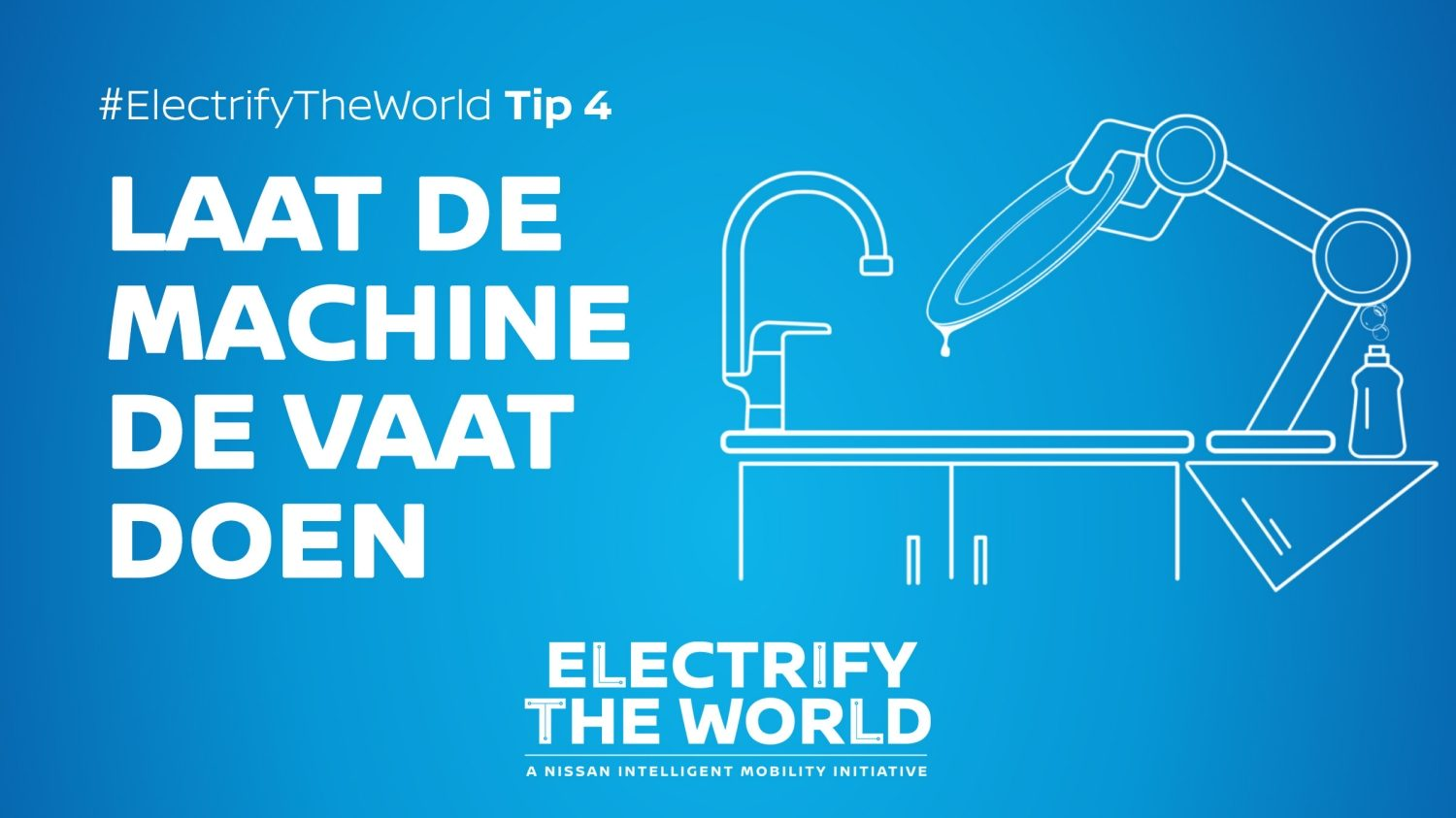 Electrify the World - machine