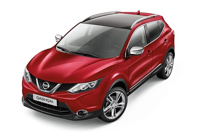 promotie nissan qashqai compacte crossover nissan. Black Bedroom Furniture Sets. Home Design Ideas
