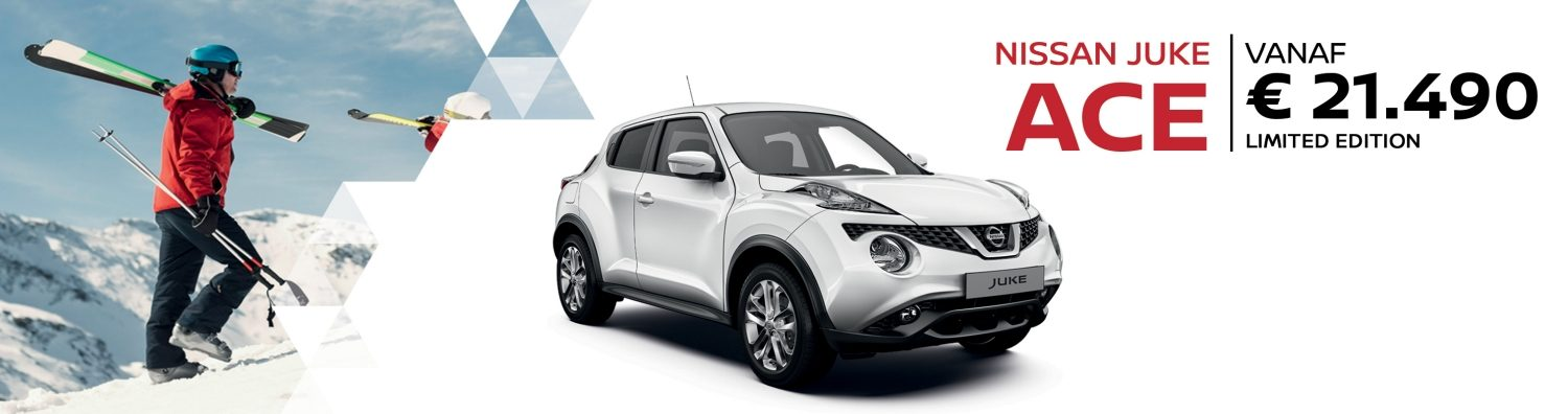 Nissan JUKE ACE Limited Edition