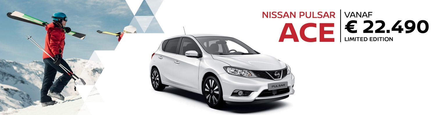 Nissan PULSAR ACE Limited Edition
