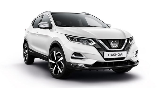 QASHQAI Black Edition Pack