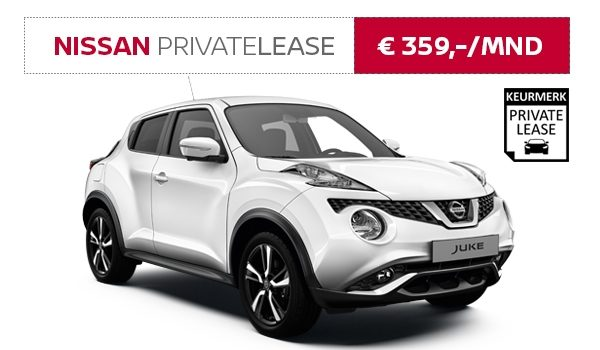 Juke Private Lease