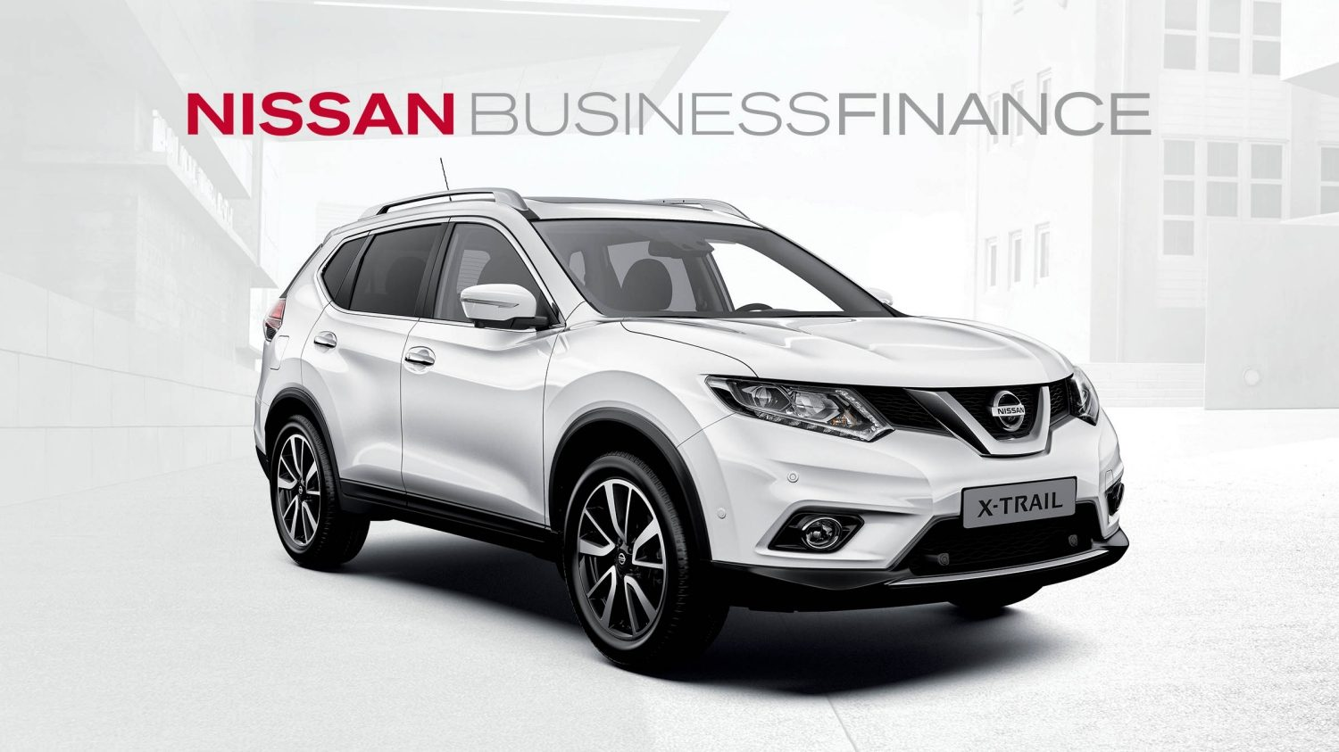 Nissan Business Finance - X-TRAIL