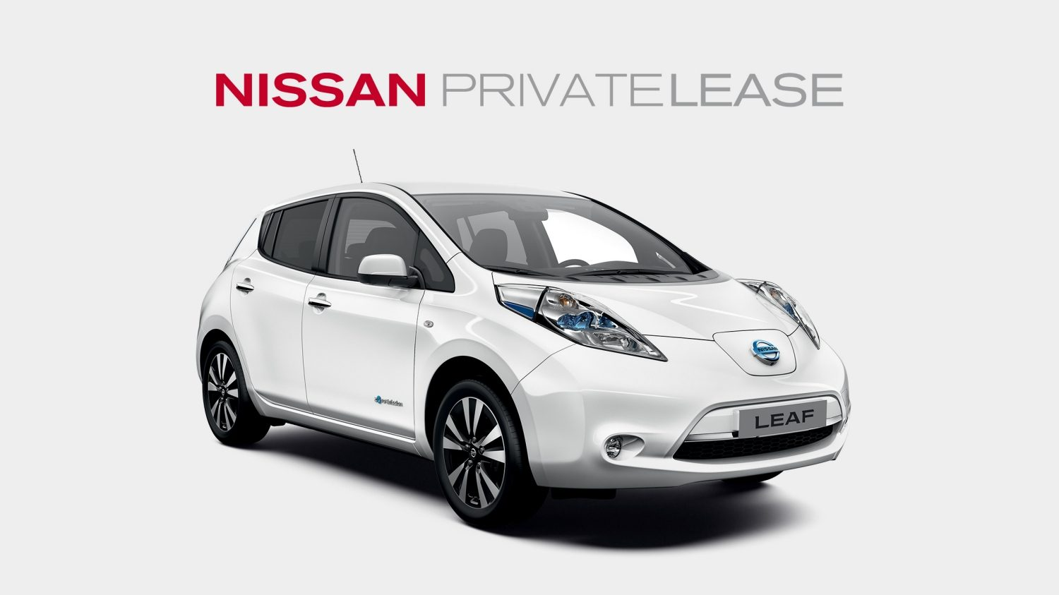 Nissan Private Lease Deal - LEAF