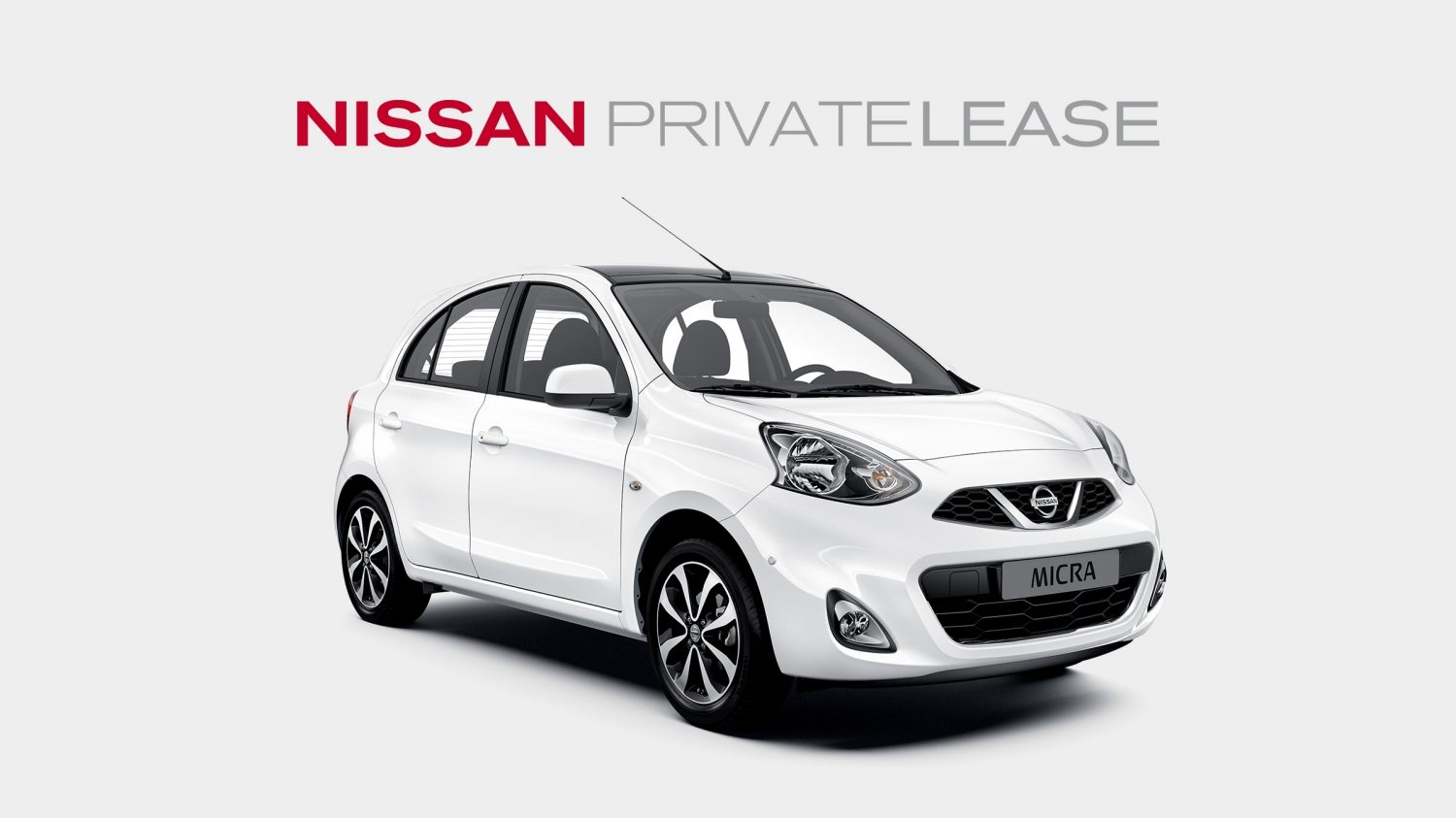 Nissan Private Lease Deals - MICRA