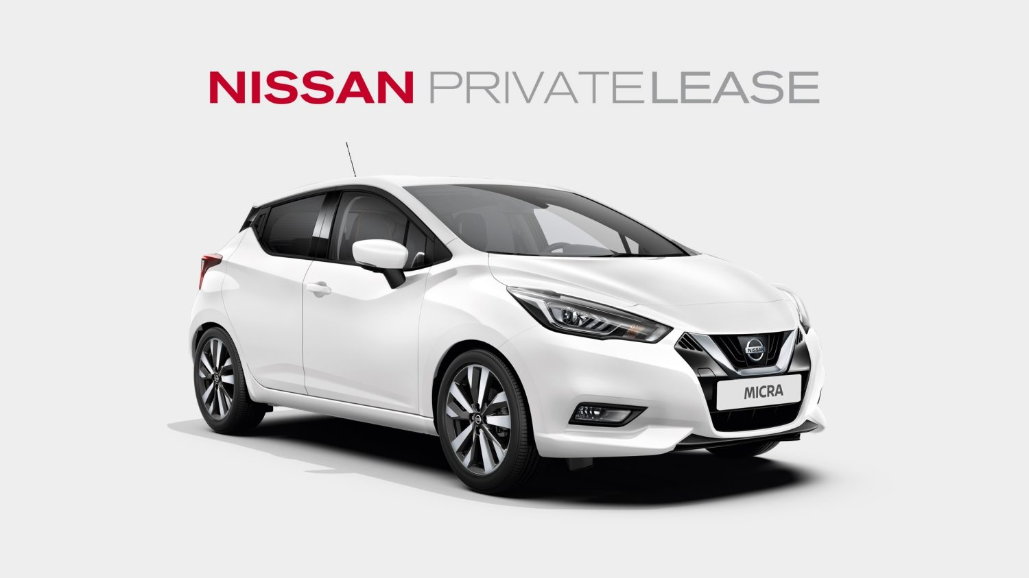 New Micra Private Lease