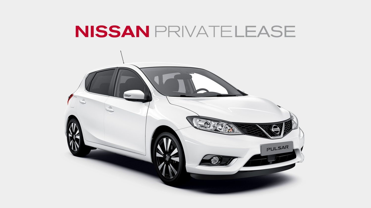 Nissan Private Lease Deals - PULSAR