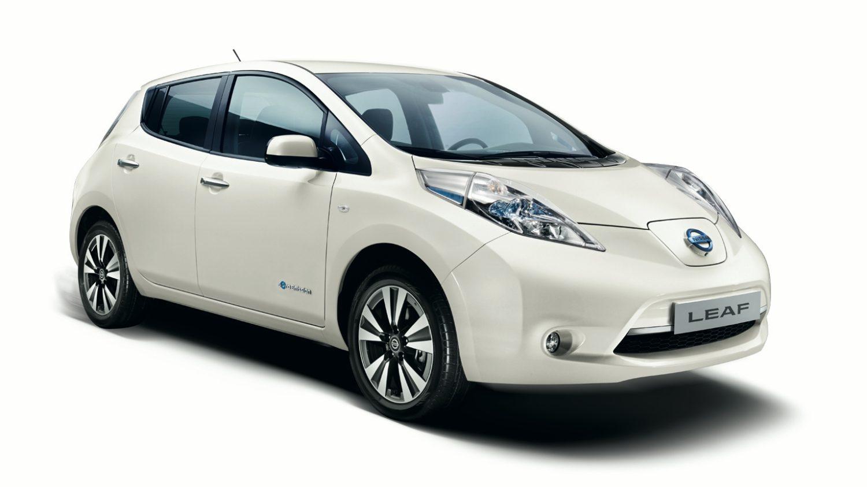 elektrische auto s ǀ elektrische bedrijfswagen nissan