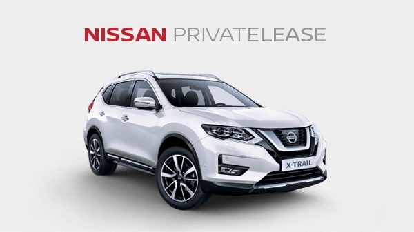 Nissan X-TRAIL private lease